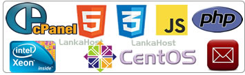 Sri Lanka Web Hosting Features, Apache, PHP, MySQL, CloudLinux | SPECAIL WEB HOSTING